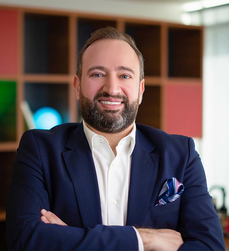 Omar El Khatib The Founder & CEO Advamed Group