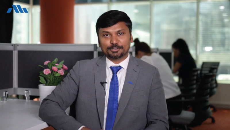 Meet Aravindan Ravi, our new Product Specialist for Abu Dhabi Territory