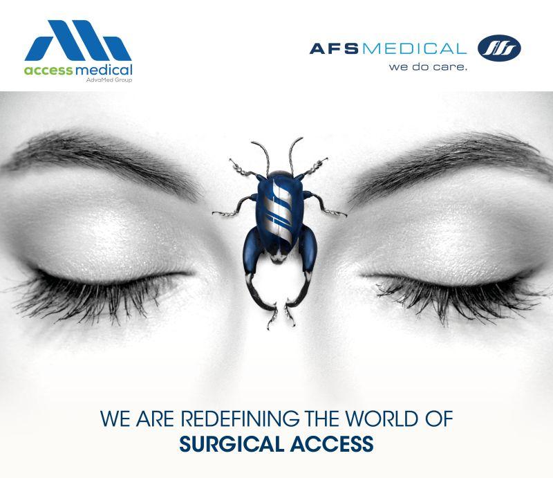 AFS MEDICAL meets ACCESS MEDICAL!